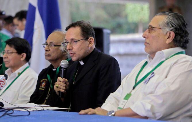 Las reacciones luego de la presentación de la «hoja de ruta». Foto/LaPrensas