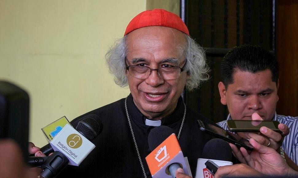 """Arzobispo Brenes reitera que obispos católicos no volverán a la """"encerrona del INCAE"""""""