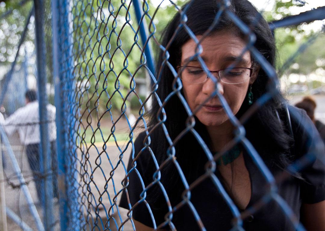 "Zoilámerica Narváez: ""Nicaragua es una mujer abusada"". Foto: Confidencial"