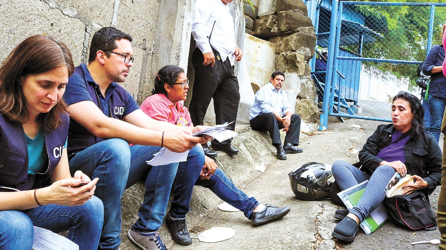 """Presencia de la CIDH es """"imprescindible"""" para liberación de presos políticos, según sus familiares. Foto: tomada de internet."""