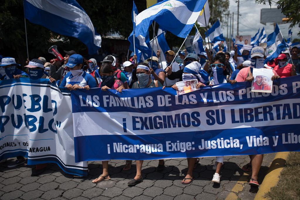 Alianza Cívica confirma que mañana comenzaran a liberar a una parte de los presos políticos. Foto/Confidencial