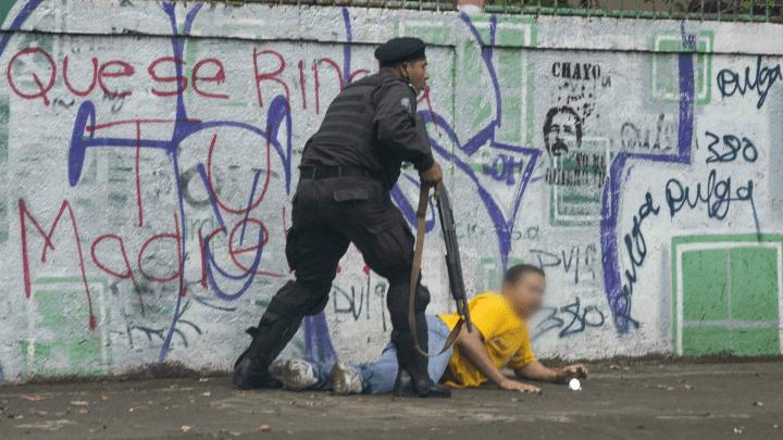 """Alcalde de Zaragoza califica de """"grave"""" y """"aterradora"""" la crisis que vive Nicaragua. Foto: Cortesía"""