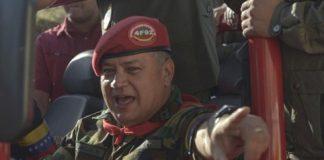 """Diosdado Cabello entrena a paramilitares y Marco Rubio lo llama """"señor de la droga"""""""