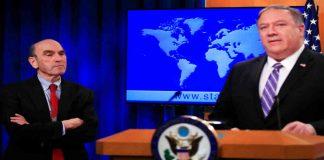 Estados Unidos retirará personal diplomático de su embajada en Venezuela