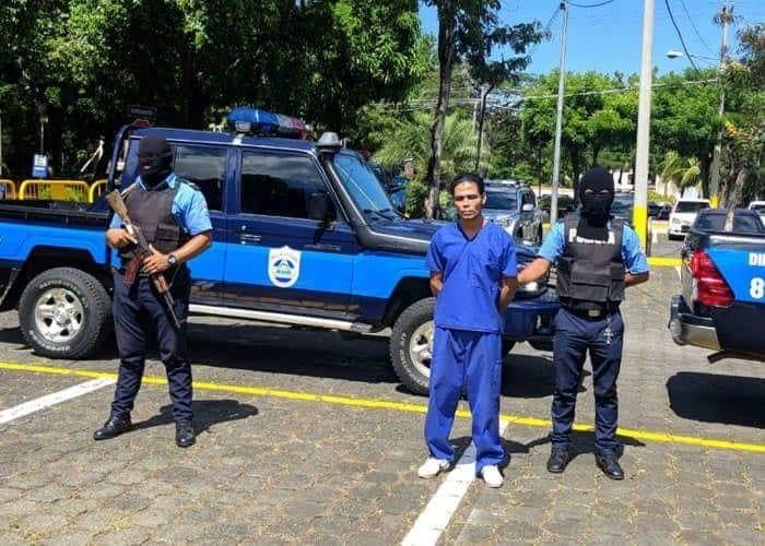 "Liberan a excarcelado político de Managua, después de 48 horas de ""investigación"""