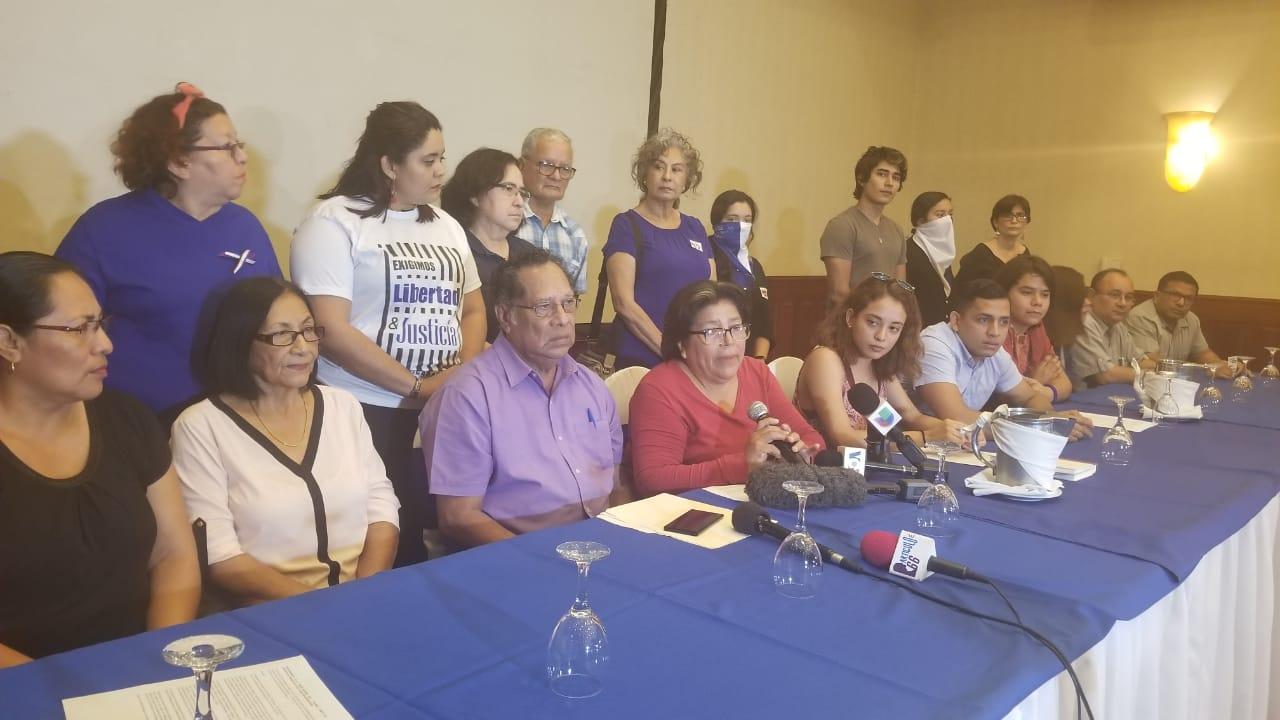UNAB oficializa convocatoria para marcha en demanda de libertad de presos políticos. Foto: María Gómez/Artículo66