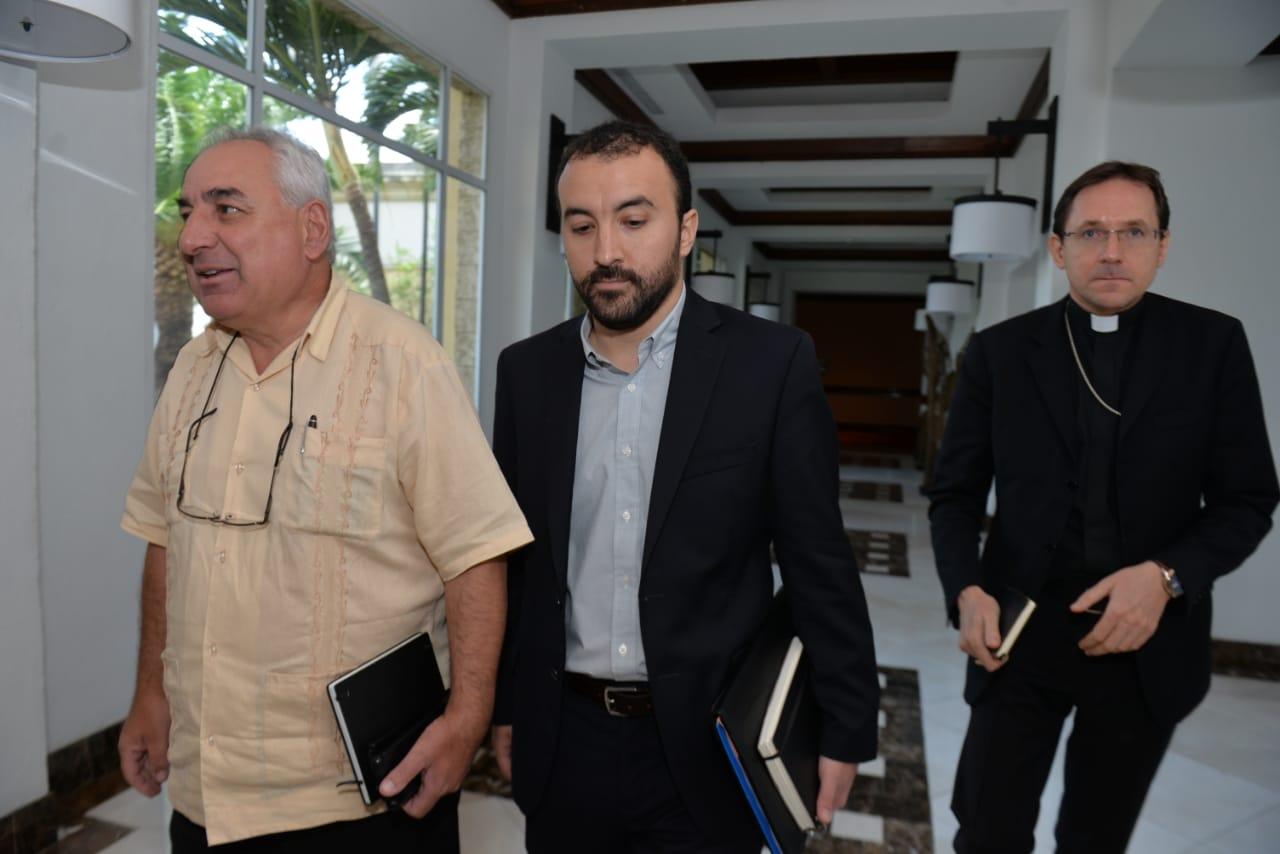 OEA presenta a Alianza Cívica y el régimen orteguista calendario de reformas electorales. foto: La Prensa.