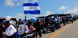 Dictadura invita a la Organización Internacional para las Migraciones para que participen en el retorno de los exiliados . Foto/LaJornada