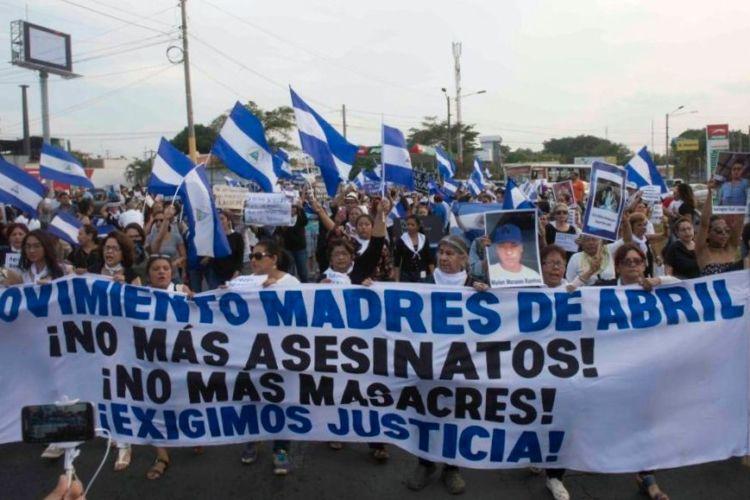 """Madres de abril exigen """"justicia sin impunidad"""" . Foto: tomada de internet."""