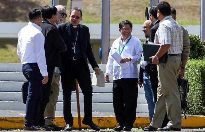 """Orteguismo anuncia pláticas sobre """"fortalecimiento electoral"""" solo con la OEA y no con la Alianza Cívica. Foto: Archivo / La Prensa."""