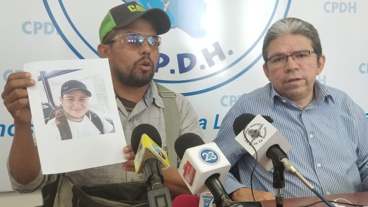 Denuncian desaparición de joven a manos del Ejército en la Frontera con Costa Rica. Foto/Artículo66