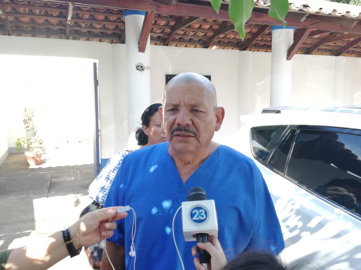 Exreo político Carlos Valle será puesto en libertad en las próximas horas, pero se desconoce bajo qué condición. Foto: Daliana Ocaña