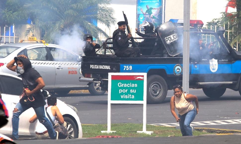 Amnistía Internacional se pronuncia a un año de iniciadas las protestas de abril y la presión orteguista. Foto/END