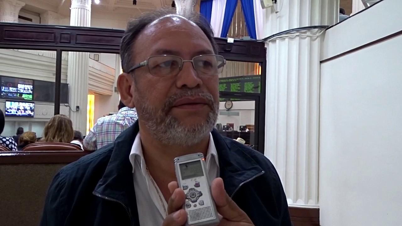 El diputado integrante de la Comisión de Justicia y Asuntos Jurídicos de la Asamblea Nacional Mauricio Orue