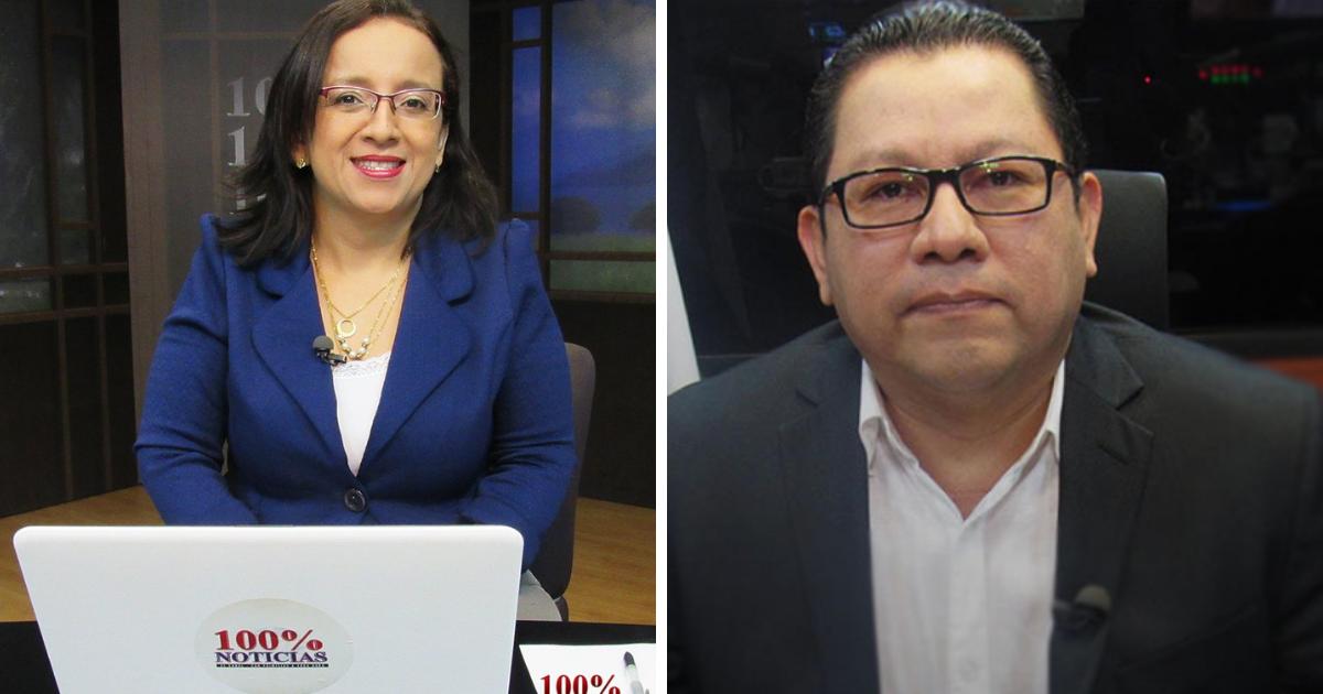 Miguel Mora y Lucía Pineda a juicio oral y público este 29 de abril