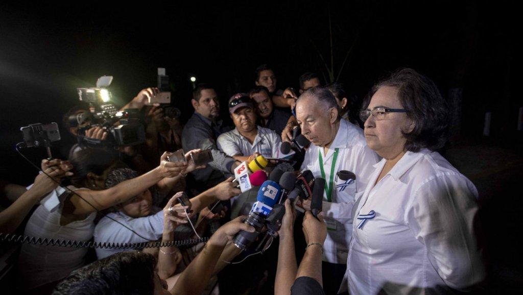 Alianza Cívica y régimen a reunión luego de semana santa. Foto/EFE