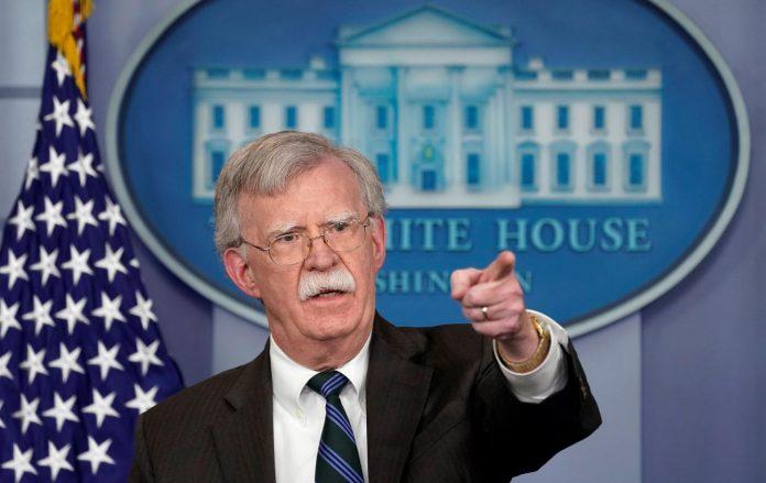 John Bolton se reunirá con veteranos de bahía de cochinos para hablar sobre Cuba, Nicaragua y Venezuela