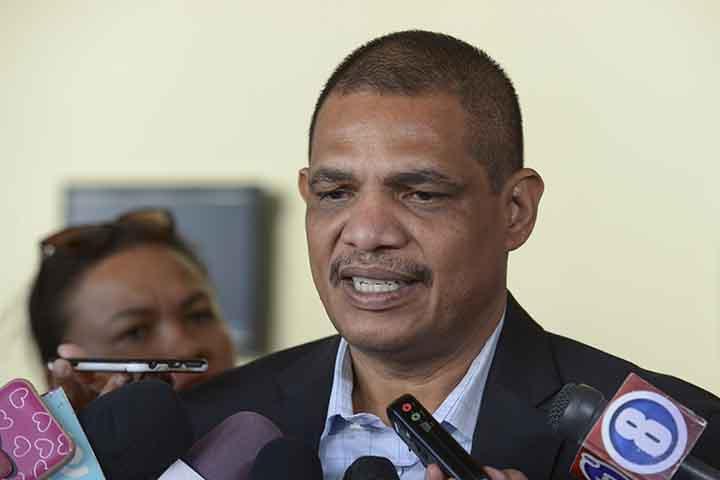 Ivan Acosta Ministro de Hacienda y Crédito Público. Foto: La Prensa