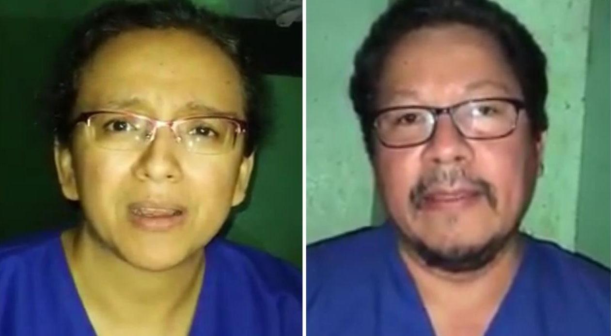 SIP visitará Nicaragua para pedir la libertad de Miguel Mora y Lucía Pineda.