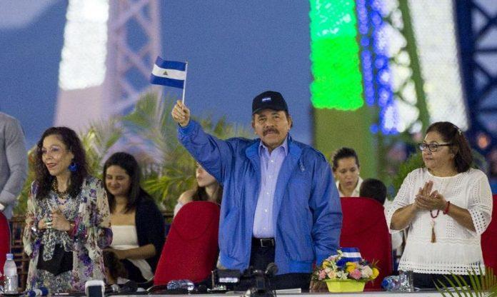 Ortega propone ley de amnistía como solución a la crisis