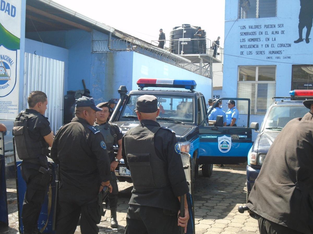 Fue encarcelada, obligada a hacer sentadillas y abusada sexualmente en la Policía de Matagalpa. Foto: Radio Vos