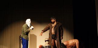 Se presentó en La Haya, Holanda, la obra teatral Bacanal Chipote, que retrata la crudeza de la represión orteguista