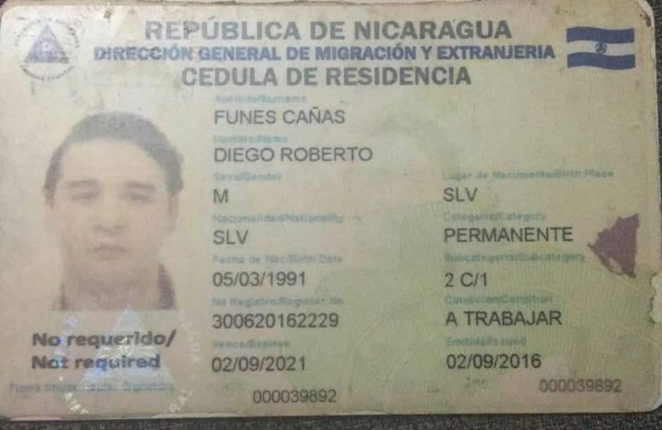 Hijo de Mauricio Funes está empleado en la Cancillería de Nicaragua y gana nueve salarios mínimos