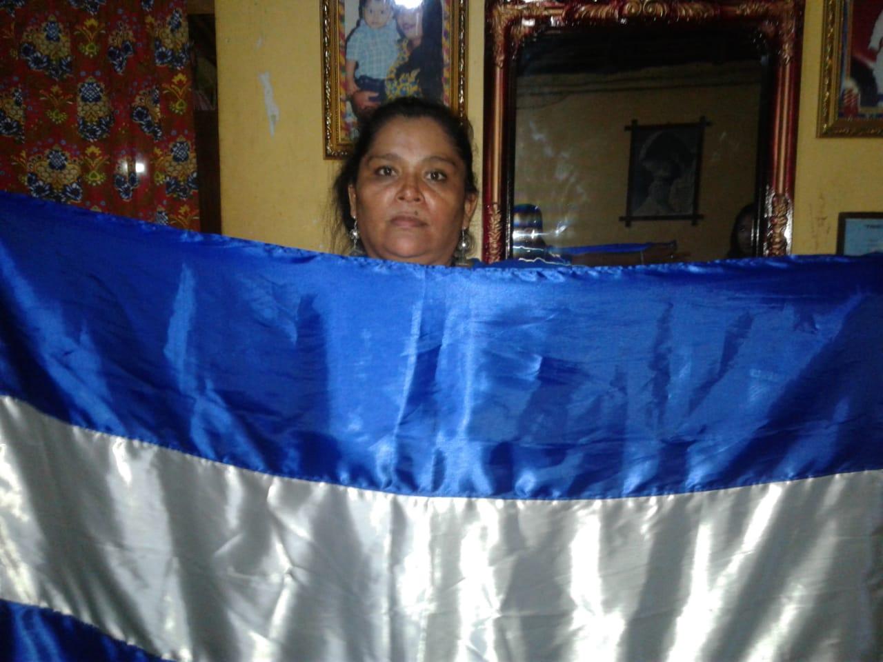 Exrea política Tania Muñoz. Foto: Noel Miranda/ Artículo 66