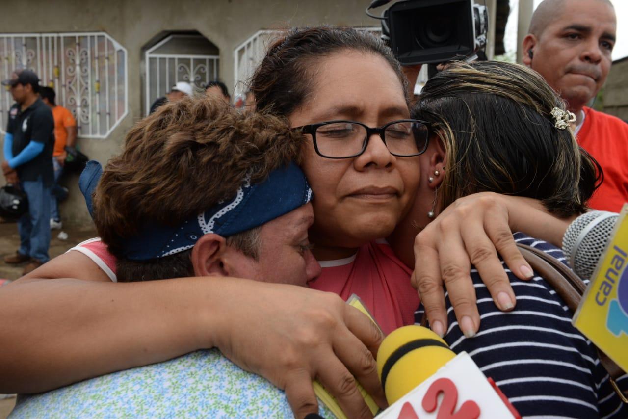 """Ataque a presos políticos fue """"planeado"""" y con nivel de saña que algunos hasta se desmayaron producto de la golpiza. Foto: Cortesía/La Prensa"""