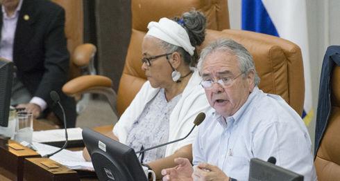Gustavo Porras, presidente de Asamblea Nacional .Foto Uriel Molina/LA PRENSA