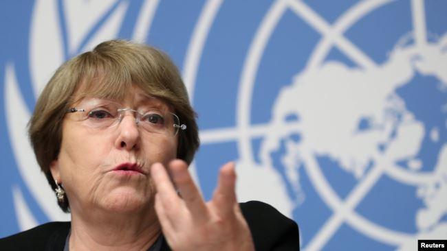 Michelle Bachelet presentará informe actualizado sobre la violación de DD.HH. en Nicaragua