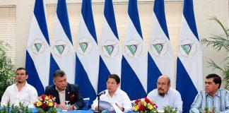 Delegación del régimen insiste en que las elecciones serán hasta el 2021. Foto: El 19 Digital