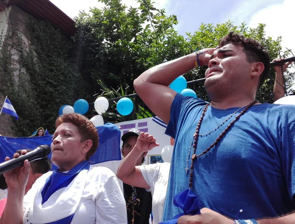 Byron Estrada denuncia saqueo por fanáticos orteguista a un negocio familiar