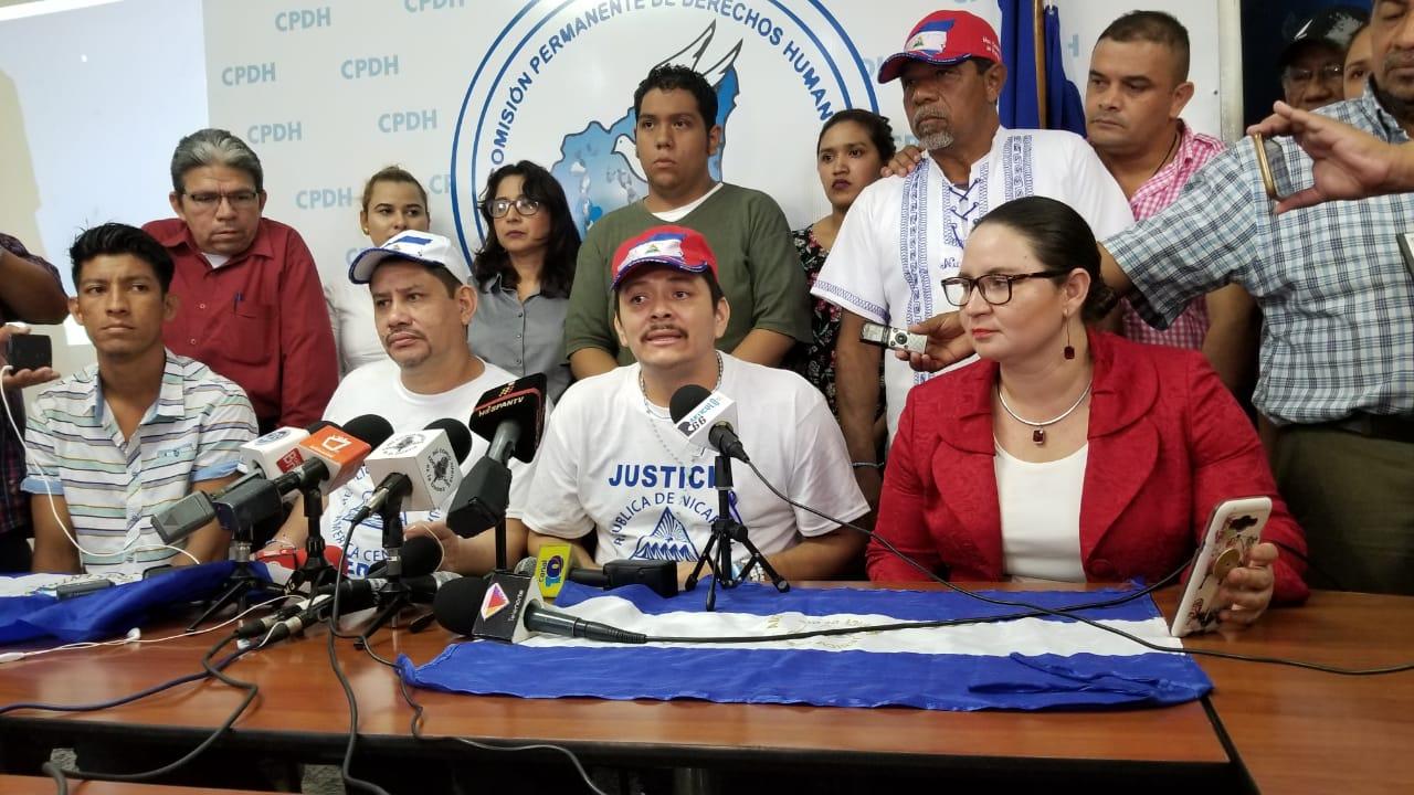 Movimiento Campesino se retira de la Alianza Cívica porque sus puntos «nunca han sido escuchados» Foto: Álvaro Navarro/Artículo 66