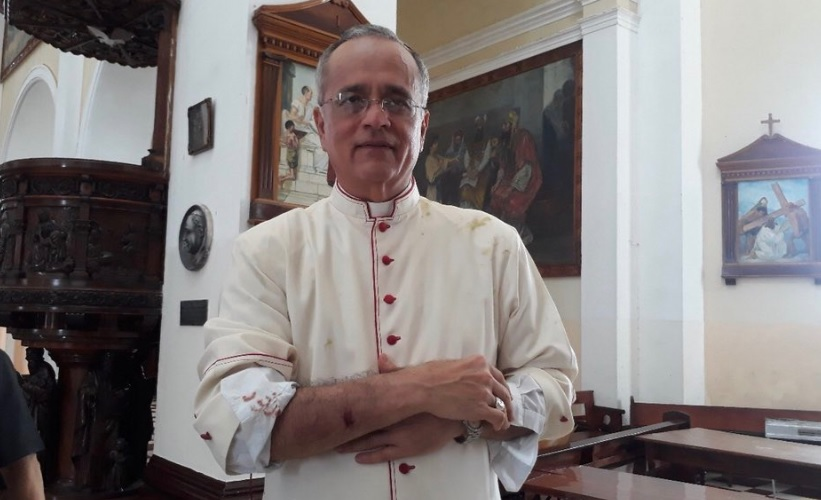Monseñor Silvio José Báez. Foto: Religión Digital