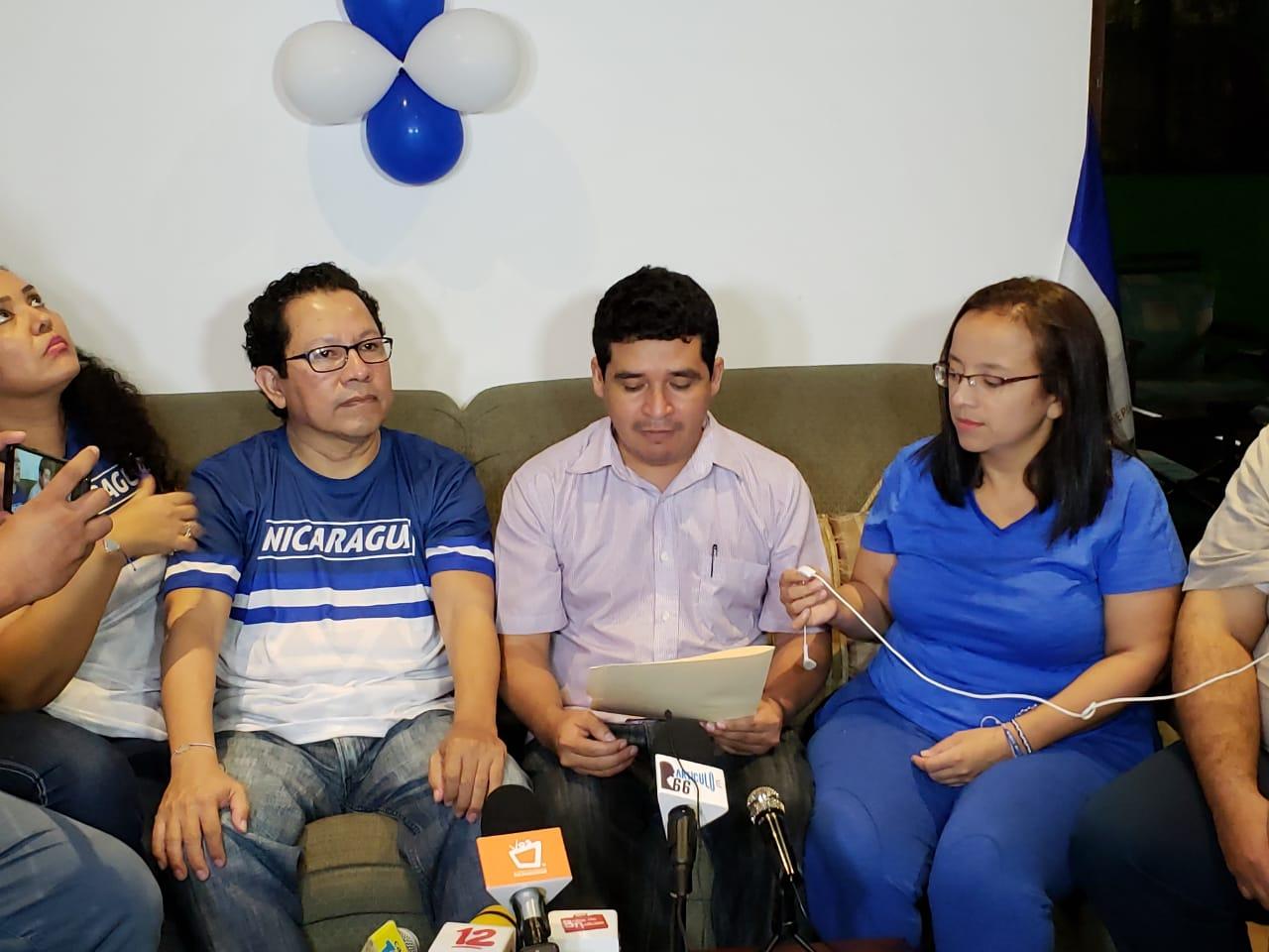 Periodistas y Comunicadores Independientes de Nicaragua (PCIN). Foto: Geovanny Shiffman/Artículo66