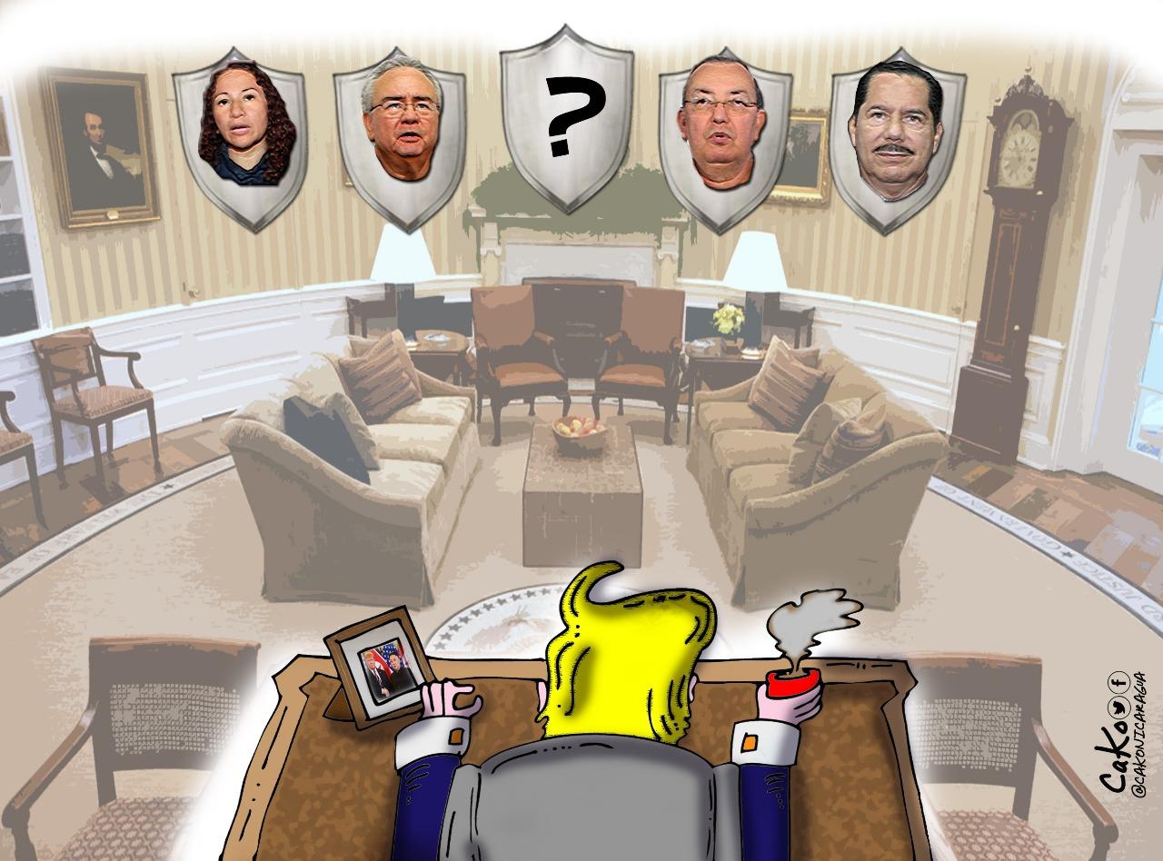 La Caricatura: ¿Quién será el próximo?