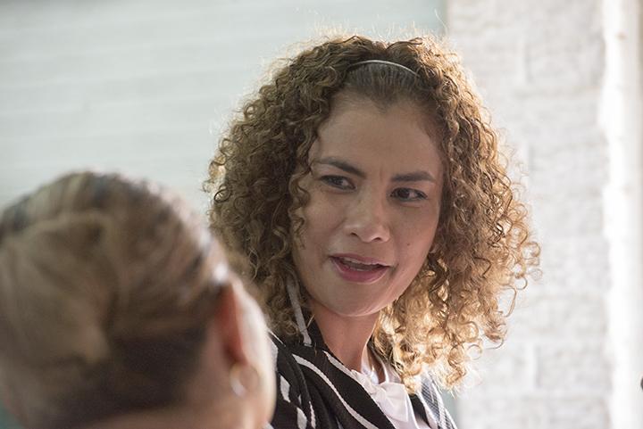 Reyna Rueda, alcaldesa de Managua . Foto: Cortesía/LA PRENSA/Uriel Molina