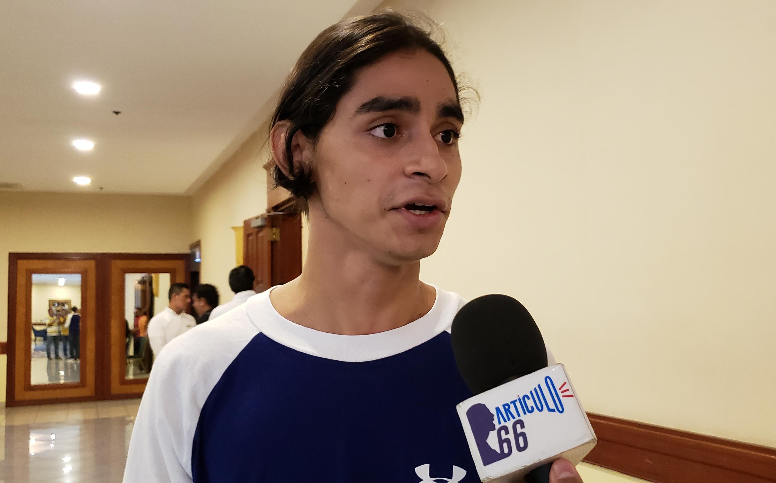 """Excarcelado político Nahiroby Olivas: """"Temo por mi familia y por mi vida"""". Foto: Geovanny Shiffman/Artículo 66"""