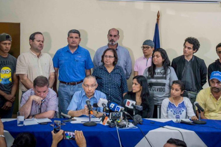 Opositora Alianza Cívica reforma su estructura política. Foto: Cortesía