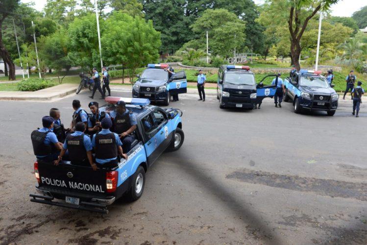 CIDH condena asedio policial en la iglesia Divina Misericordia a un año del ataque a universitarios. Foto: Hoy/Uriel Molina