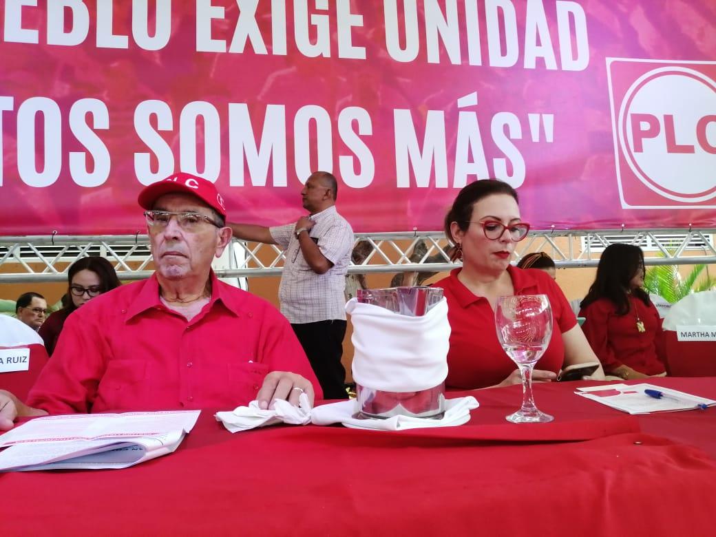 Convención Nacional del PLC. Foto: Noel Miranda/Artículo66
