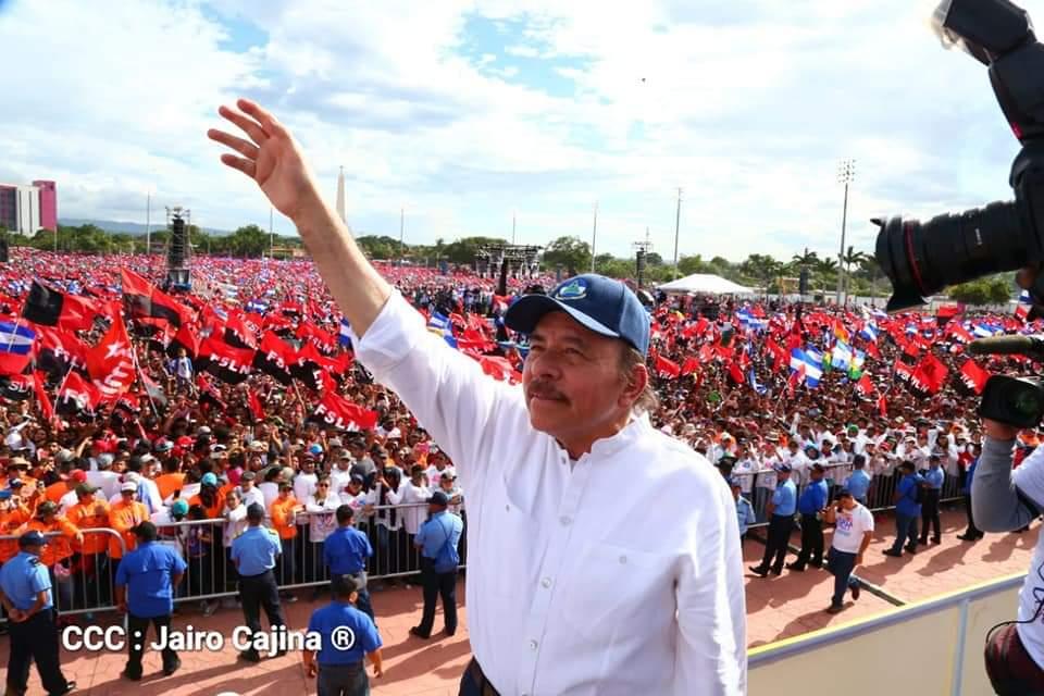 Ortega insiste en elecciones hasta el 2021, promete reformas electorales y descarta diálogo. Foto: Jairo Cajina