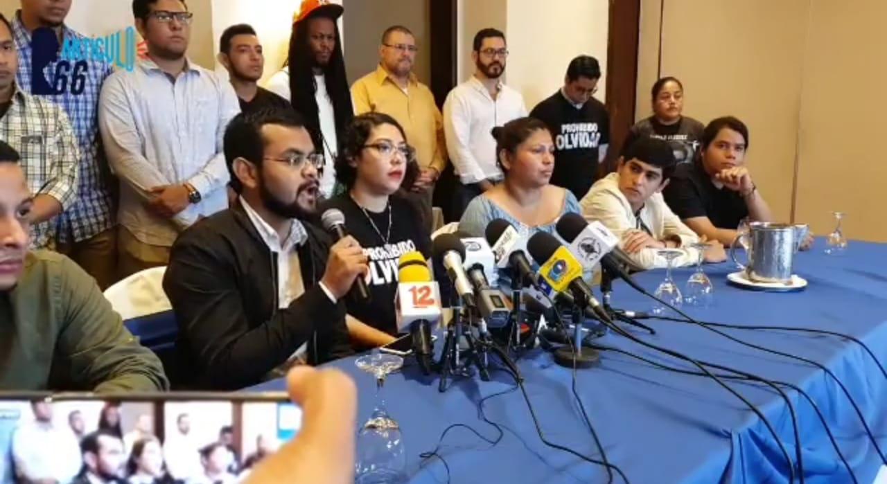 Movimientos Sociales rechazan «discurso de odio» del CxL y Alianza Cívica