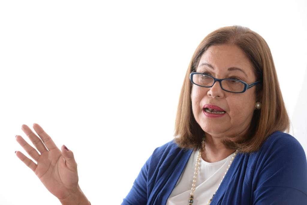 Violeta Granera, miembro de la UNAB y exdirectora del CONPES