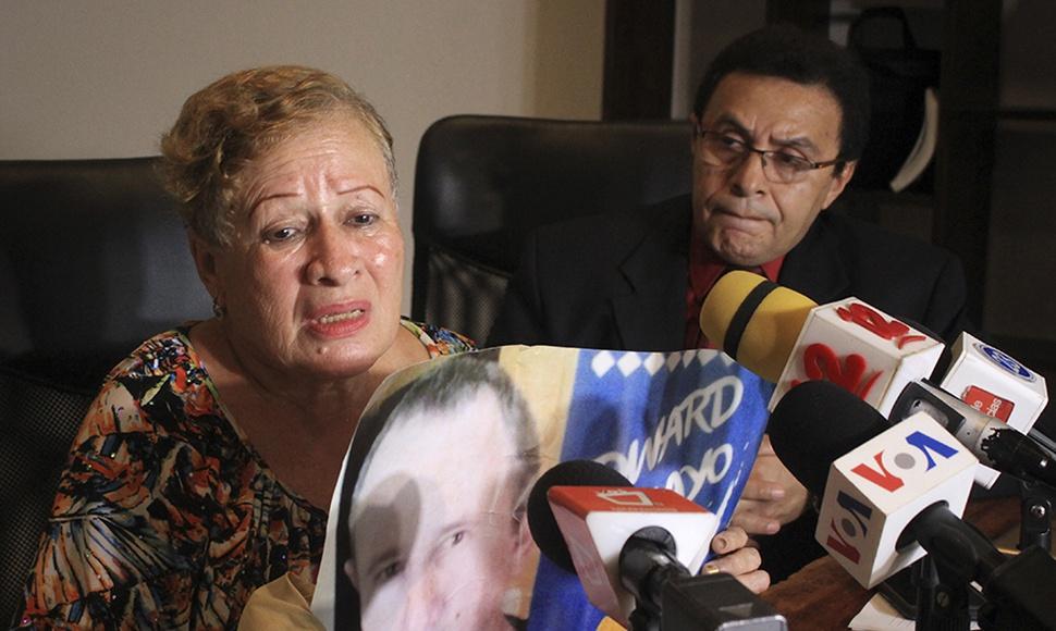 """Defensa de la """"Loba feroz"""" apelará falló del régimen, que lo condenó a 15 años de cárcel. END"""