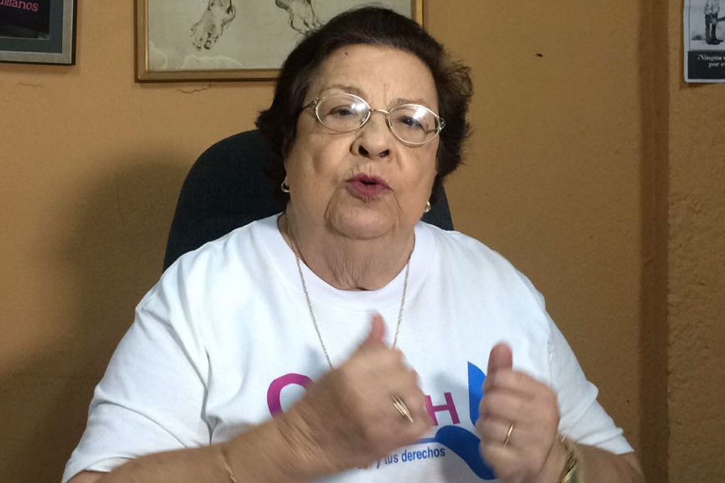 """CENIDH respalda a los campesinos en su lucha contra el """"ficticio"""" canal interoceánico. Foto: Tomada de Internet"""