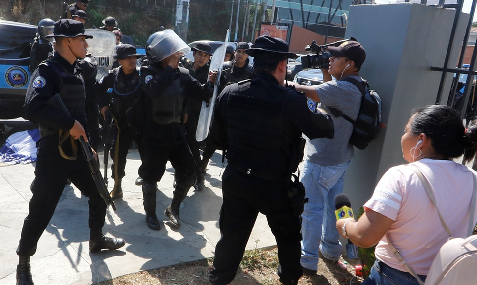 La libertad de prensa en Nicaragua continúa bajo amenazas según la SIP