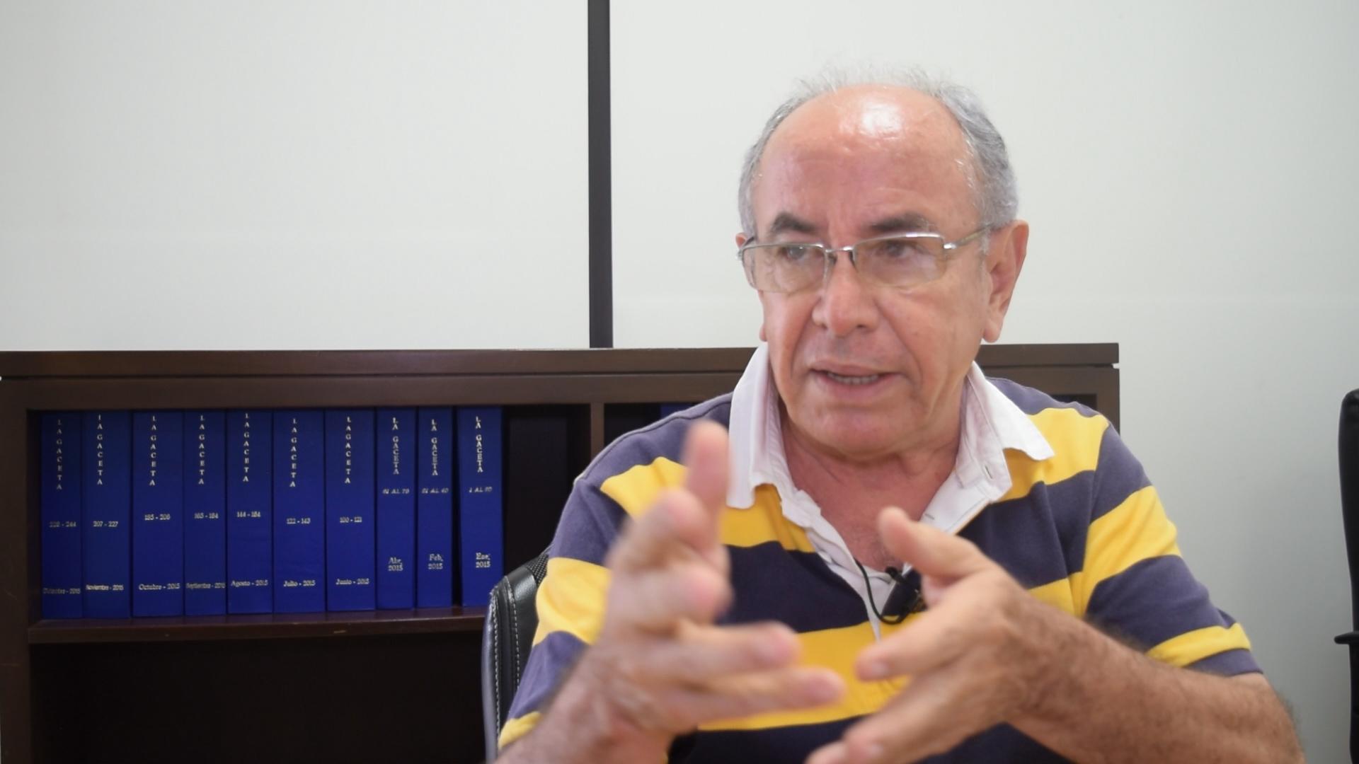 Agustín Jarquín Anaya, exaliado de Daniel Ortega