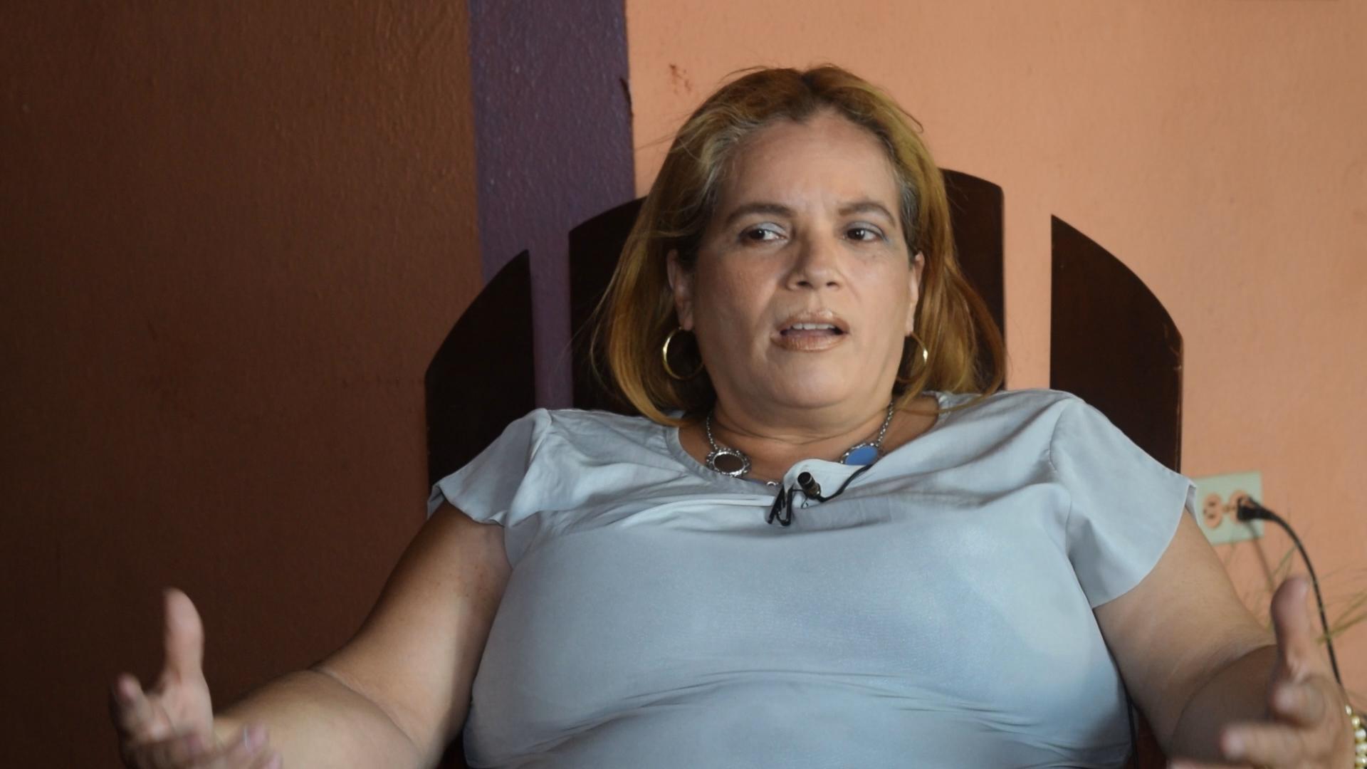 Beranidia Navarrete, concejal del Partido Liberal Constitucionalista en Diriamba.